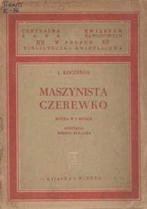 Maszynista Czerewko (пол.)