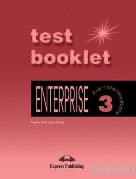 Enterprise 3: Test Booklet