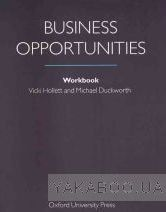 Business Opportunities. Workbook