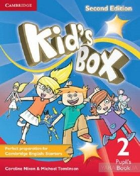 Kid's Box Level 2 Pupil's Book: Level 2