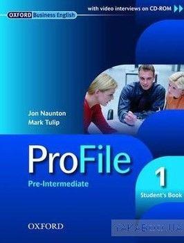 ProFile 1 Pre-Intermediate. Student's Book